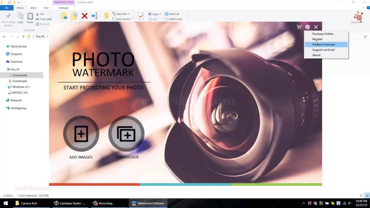 video watermark factory serial key