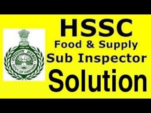 01-10-17 full math solution Haryana food supply sub inspector