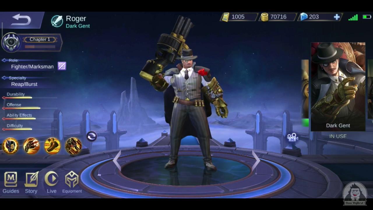 Mobile Legends Hero