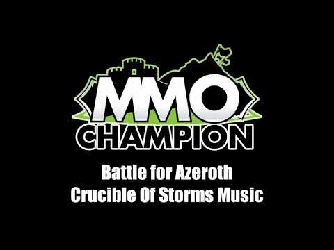 Patch 8.1.5 - Crucible of Storms Music