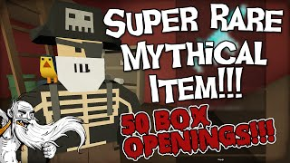 """""""WE GOT A SUPER RARE MYTHICAL!!!"""" - Unturned Mystery Box Opening (Box Unboxing? LOL)"""