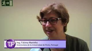 Representantes de Universidad de Portugal visitan UTP