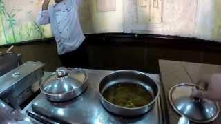 Что дают на обед в отеле Le Pacha Хургада