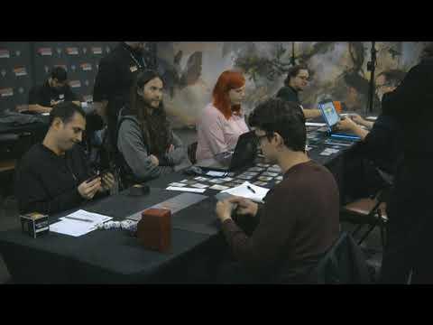 Magic the Gathering Grand Prix Atlanta 2017 Round 8