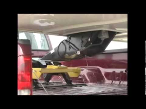 Blue Ox Bedsaver 5th Wheel Hitch Bed Protection