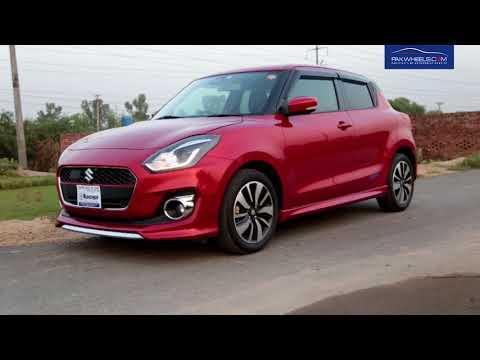 The all new Suzuki Swift – First Impressions
