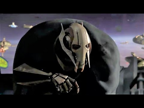 General Grievous Abandons Ship Star Wars Iii Revenge Of The Sith Cc 11 Languages Youtube