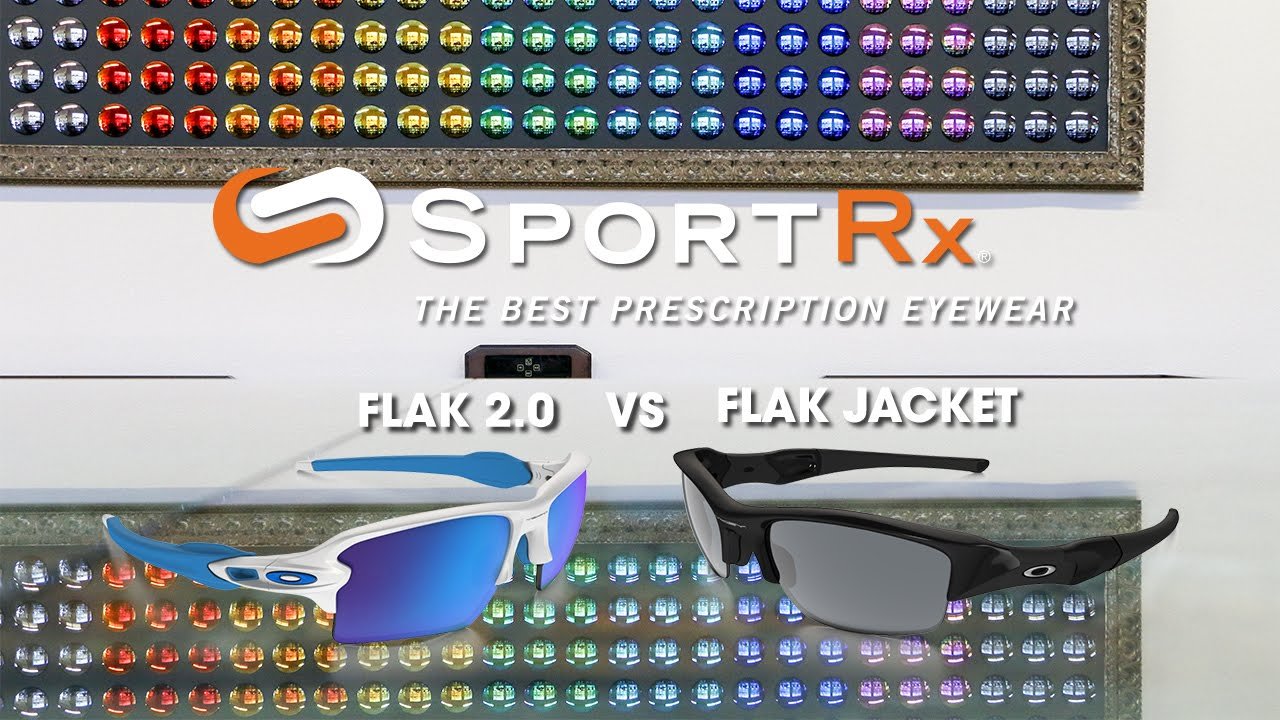 Oakley Flak 2.0 Xl Vs Flak Jacket Xlj