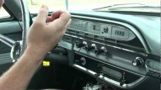 1961 Ford Fairlane 4 speed on the Column 390/401 HP