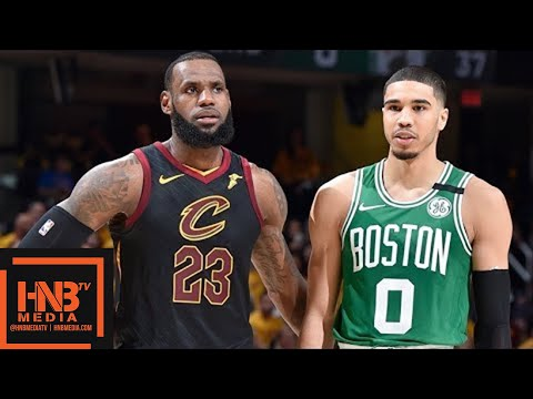 Cleveland Cavaliers vs Boston Celtics Full Game Highlights / Game 3 / 2018 NBA Playoffs