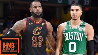 Cleveland Cavaliers vs Boston Celtics Full Game Highlights / Game 3 / 2018 NBA Playoffs thumbnail