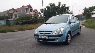 (Đã bán)Hyundai getz 1.4 số sàn ko taxi dịch vụ