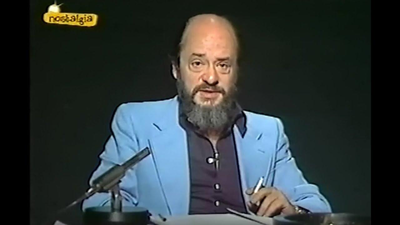 """MISTERIOS DEL PASADO (""""Más Allá"""", TVE, 09-08-81)"""