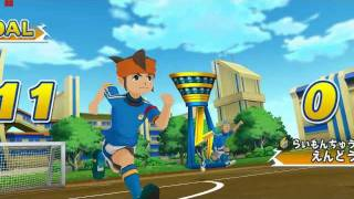 (Dolphin 720P) Inazuma Eleven Strikers - Show Time Part 2