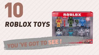 Roblox Toys, Uk Top 10 Collection // New & Popular 2017