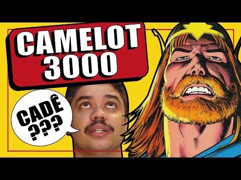 PANINI Republique CAMELOT 3000!