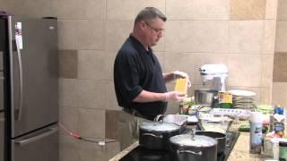 Recipe: Make-ahead White Chicken Lasagna