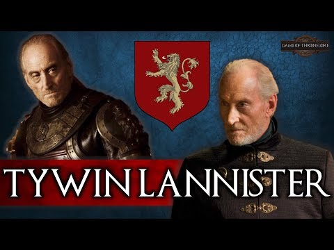 The Entire Life Of Tywin Lannister