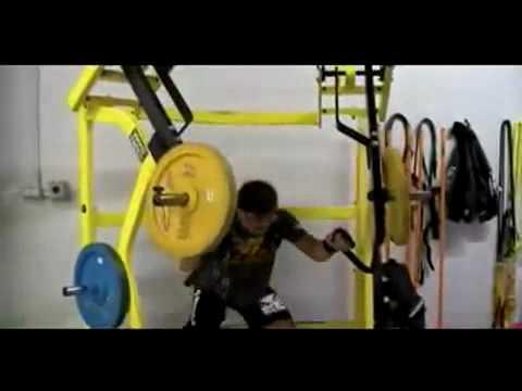 DEMIAN MAIA: Fitness for UFC 112 Preparação Física para o MMA