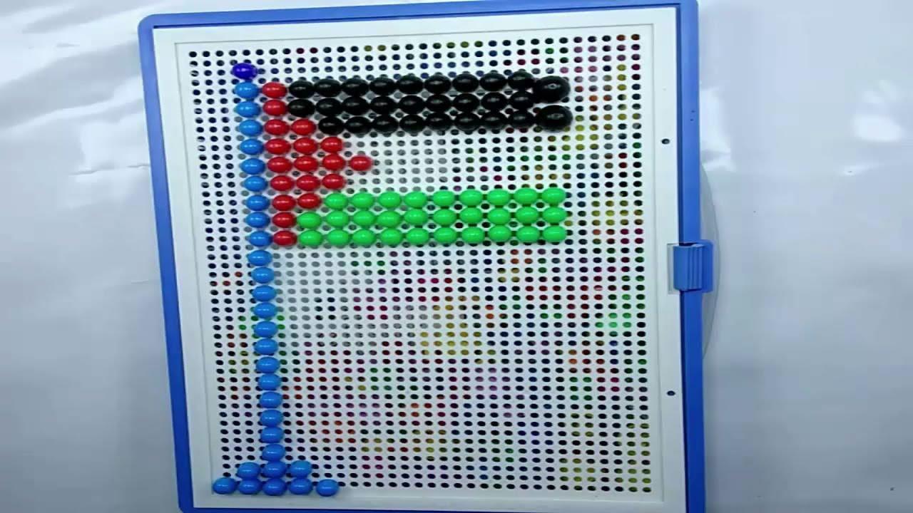 تعلم رسم علم دولة فلسطين للأطفال الصغارLearn to draw the ...