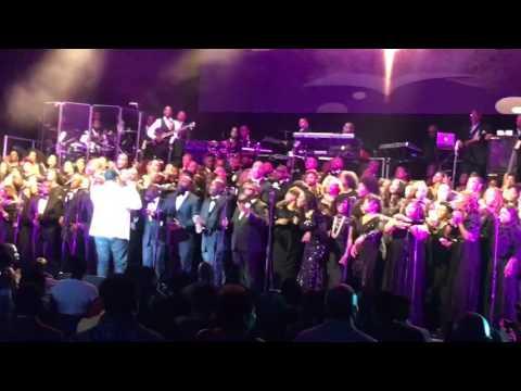 Hezekiah Walker & LFCC Reunion Concert - Jesus Is My Help