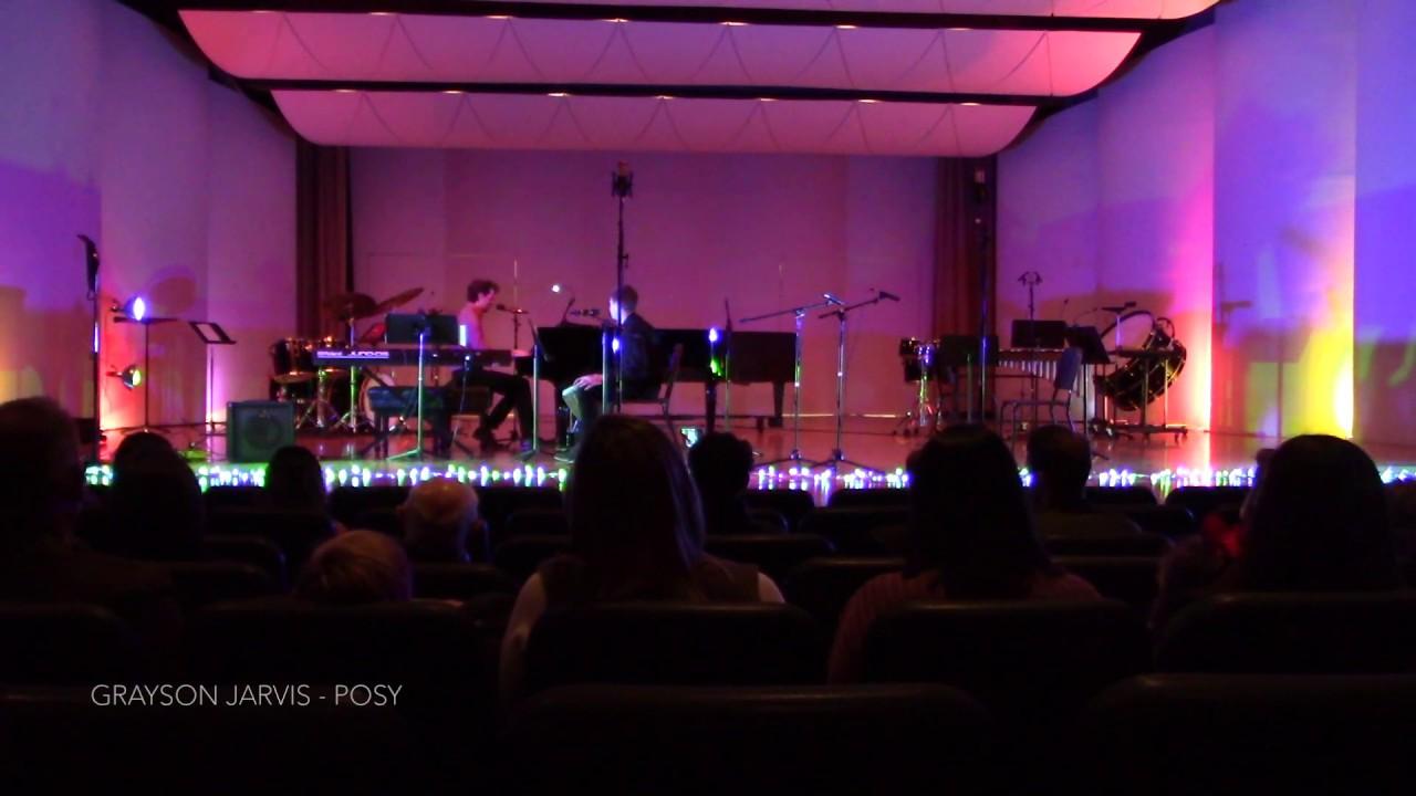 Grayson Jarvis - Posy (Live)