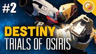 Destiny Trials of Osiris - The Dream Team (Road to 35-0 Flawless) [#2]