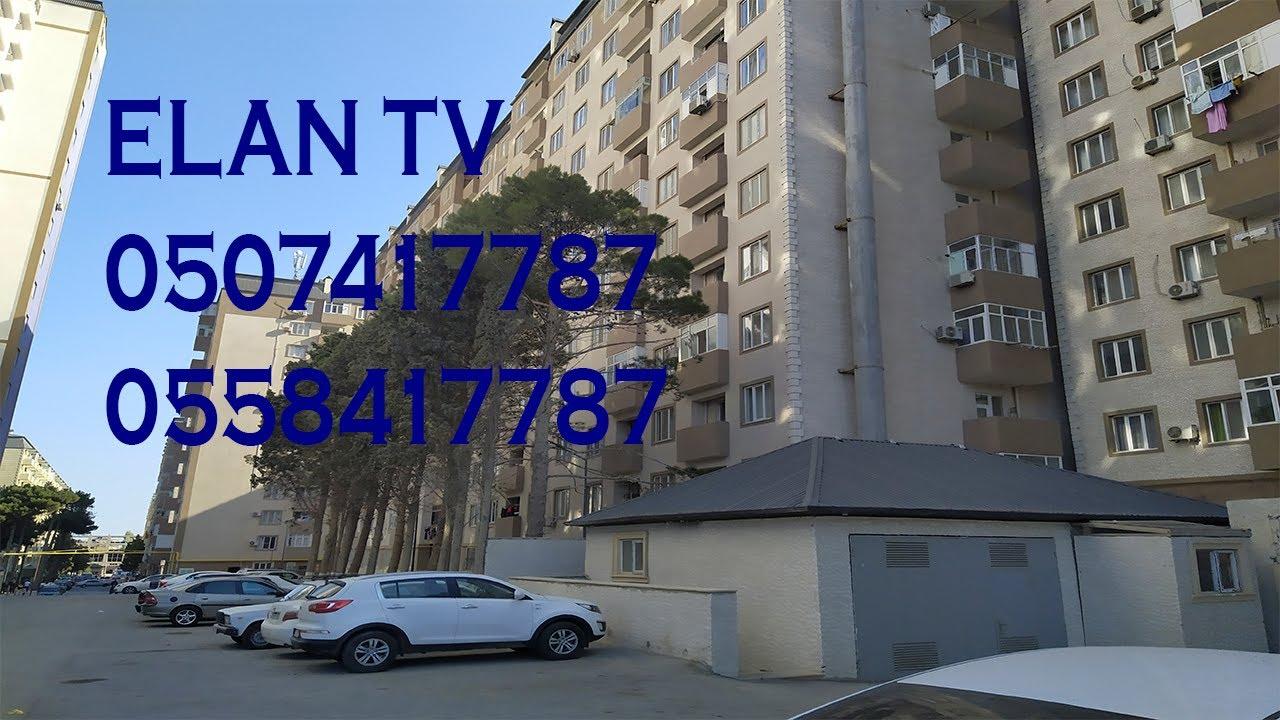 Kreditle 3 Otaqli Mansart Evveli 22000 Manat Ayliq 648 Manat Xirdalan Tel 0507417787 0558417787 Youtube