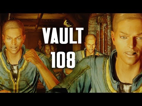 The Full Story of Vault 108 - Gaaaaaaaary? - Fallout 3 Lore