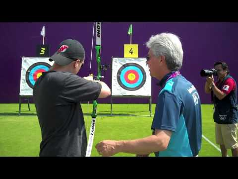 Wyshynski on Olympic archery