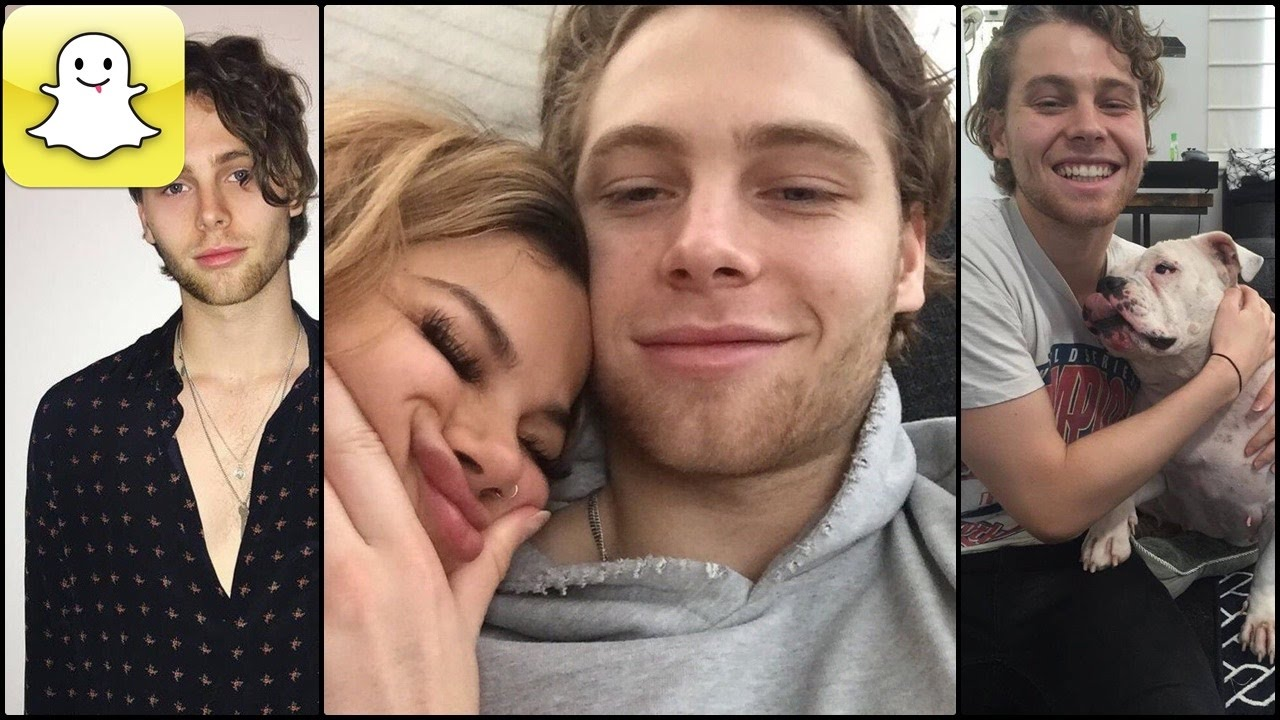 Luke Hemmings - Snapchat Video Compilation (Best 2017 ...