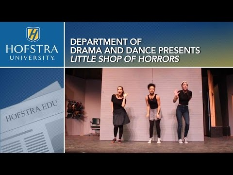 Little Shop of Horrors - Hofstra University Department of Drama and Dance