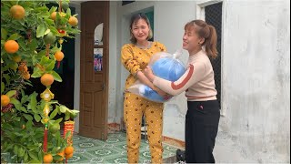 Diễm Su Xin Tiềm Mẹ Mua Gấu Và Cái Kết