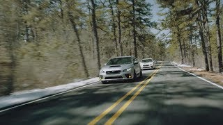 Presenting the AWE Subaru Performance Line. Available now!