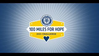 American Legion 100 Miles for Hope 2021 Challenge pre-registration is open