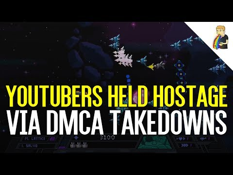 YouTubers Held Hostage With DMCA Takedowns By Former Starr Mazer Composer, Alex Mauer