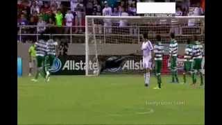 Real Madrid 2-1 Santos Laguna Goals Highlights HD 05/08/2012