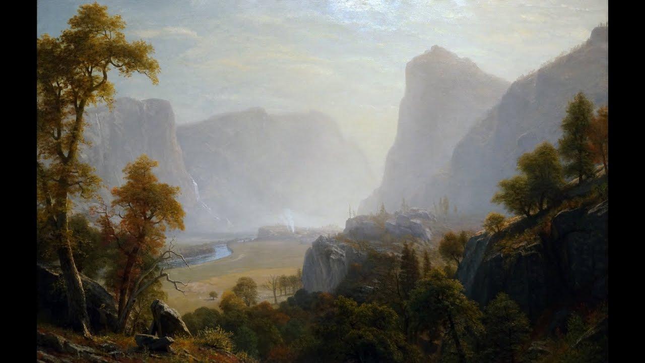 albert bierstadt biography