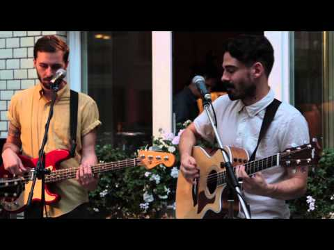 Local Natives - Live at the Michelberger Hotel