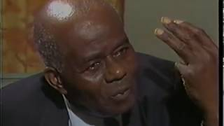 "SCETV ""DR. JOHN HENRIK CLARKE"" PART ONE 1987"
