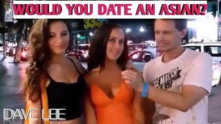 Can asian men date white women / 亞裔男是否能釣到白人女? DAVE LEE