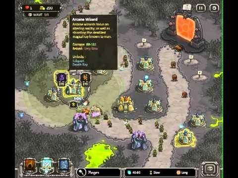Kingdom Rush Level 15 Iron Challenge Premium Content