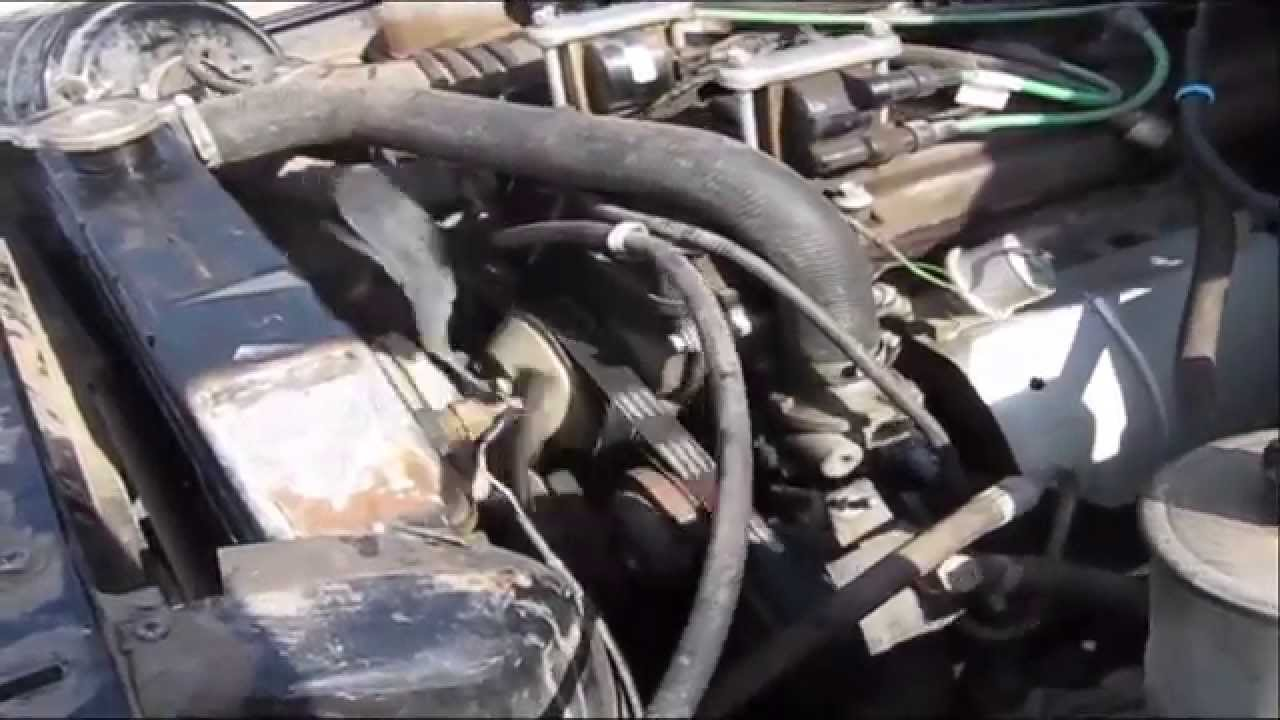 двигатель андория на уаз схема топливной системы