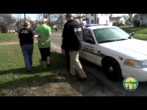 Thirty-Nine Indicted Following Marion Drug Investigation