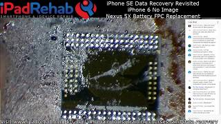 Samsung s6 Chip Off Data Recovery Success