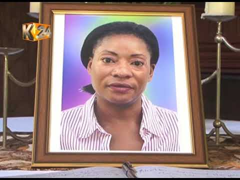 The late Yvonne Wamalwa to be laid to rest on Saturday