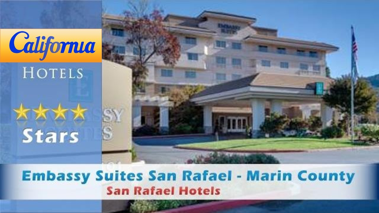 Emby Suites San Rafael Marin County Hotels California