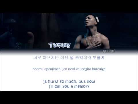 Клип 태양 - Eyes, Nose, Lips