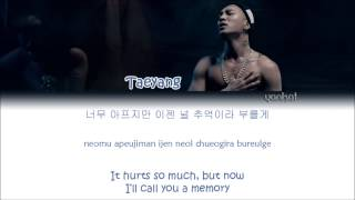 TAEYANG (태양) – Eyes, Nose, Lips (눈, 코, 입) (Color C…