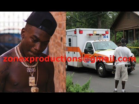 Nba Ben10(NBA Youngboy Affiliate) SHOT 3 Times by Moneybagg Yo in houston!